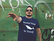 Narwhal-ways Be Yourself Funny T-Shirt