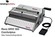 Heavy Duty Pouch Laminator HT 330 Dual - Binding Outlet