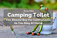 Top 10 Camping Toilet You Should Buy For Comfortable As You Stay At Home » Camping Heaven