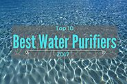 Top 10 Best Water Purifier 2017 » Camping Heaven