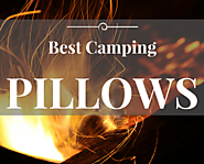 Top 5 Best Camping Pillows of 2017 » Camping Heaven