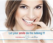 Laugh Fearless & Make Your Teeth White & Bright With Spaceline