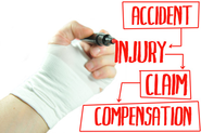 If you are injured, make an injury claim or talk to an attorney