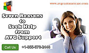 AVG Support Number +1-855-676-2448