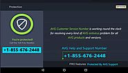 Dial AVG Support Phone Number +1-855-676-2448
