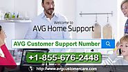 AVG Customer Service Number 1-855-676-2448