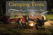 The tops 5 family camping tents