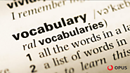 Buildup your vocabulary
