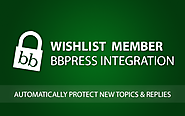 Wishlist Member bbPress Protection Plugin - Wishlist Member & bbPress Integration