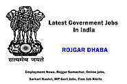Employment News of This Week – Rojgar Dhaba