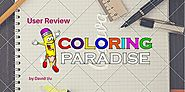 Coloring Paradise Review: Biggest collection for Coloring Books Fan & Author - FlashreviewZ.com