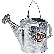 2 Gallon Steel Watering Can
