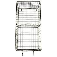 Vertical Metal Wire Hanging Rack