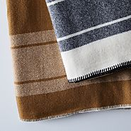 Amana Pure Wool Camp Blanket