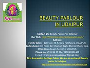 Beauty parlor in udaipur_Best_Parlor