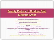 Beauty Parlour in Udaipur Best Makeup artist