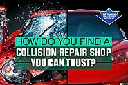 Importance of Collision Repair Los Angeles