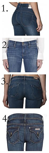 HOW TO SHOP FOR JEANS IF YOUR AN APPLE SHAPE