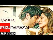 Atif Aslam : Bollywood Latest Song Video | Raabta | Sushant Singh Rajput & Kriti Sanon