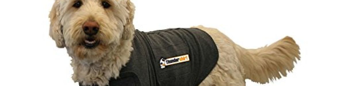 Headline for Best Rated Dog Anti-Anxiety Vest Wraps Reviews 2018-2019