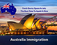 Australia Immigration And Visa Consultants In Bangalore