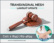 File a Lawsuit against the Mesh Manufacturer