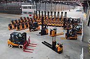 How Reliable Forklift Sales Boost Industrial Functionality