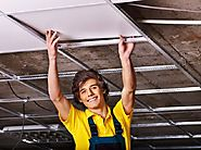 Hire Some Suspended Ceiling Contractor