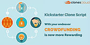 FUNDFORIDEA: CROWDFUNDING SCRIPT TO KICK-START YOUR CROWDFUNDING BUSINESS