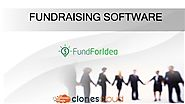 Fundraising Software - FundForIdea