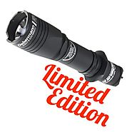Buy Tactical Flashlight With Amazing Focused Light Beam!
