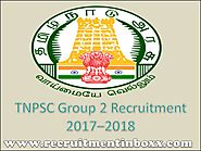 TNPSC Group 2 Recruitment