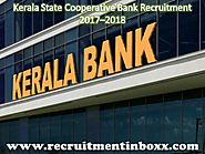 Kerala State Cooperative Bank Recruitment 2017