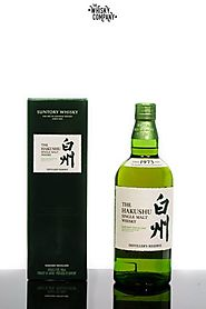 Japanese Whiskey: Buy Best Scotch Online