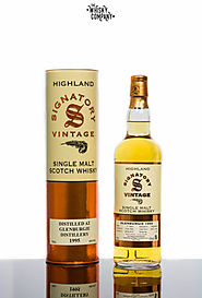 Buy Quality Signatory Vintage Whisky