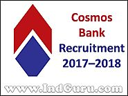 Cosmos Bank Recruitment