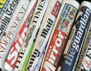 Ten Great Activities: Teaching With the Newspaper | Education World