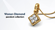 Diamond Pendant Sets – Online Jewellery Designs & Collection India