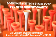 Content Quality Definition: 25 Experts Weigh In