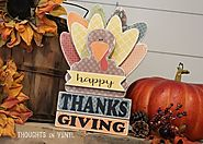 Happy Thanksgiving Crafts 2017 - Ideas For Thanksgiving Arts And Crafts
