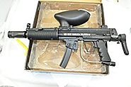BT BT-4 Delta Elite Paintball Gun - Black