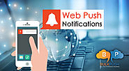 Push notifications improve the conversion rate by multiples, help marketers access hands-on statistics and calculativ...