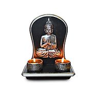 Buddha Tealight Candle Holder