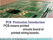 Contact Agile Circuit For The Best PCB Manufacturing At Right Price