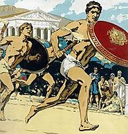 Sports Olympics and Greek Mythology by Sports Geek