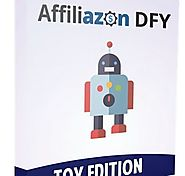 Affiliazon DFY Toy Edition Review: Honest Review With Special Bonuses - FlashreviewZ.com