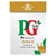 PG Tips Gold Black Tea