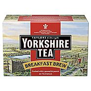 Taylors Yorkshire Tea Breakfast Brew