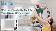 Improve Your Health with Klairon Air Purifier