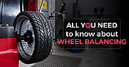 All You Need To Know About Wheel Balancing